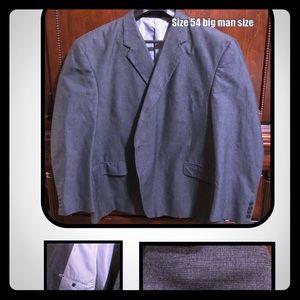 Big Mans Stanford's Blazer grey size 54